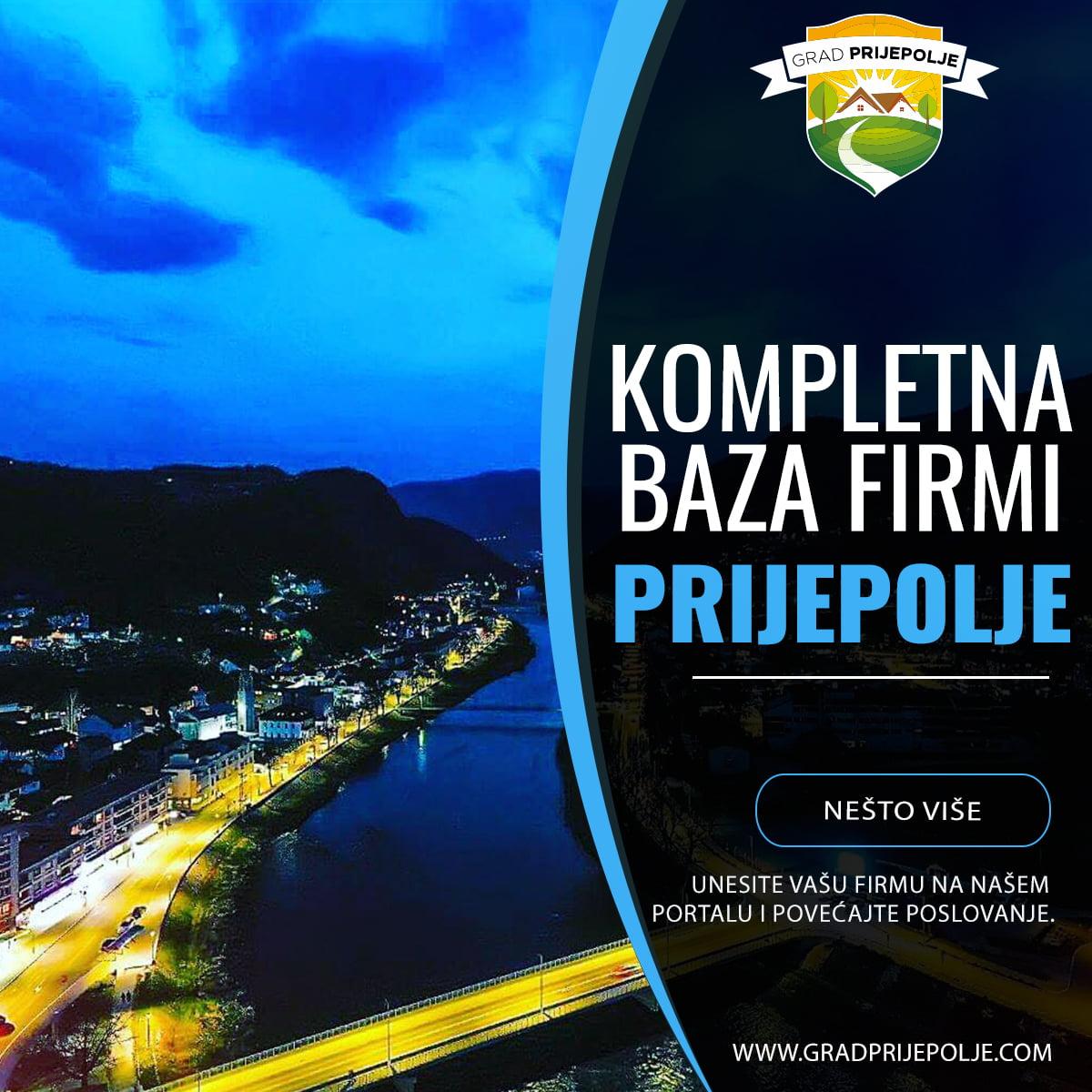 Poslovni vodič - Grad Prijepolje